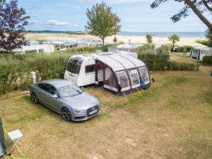 Camping Le Letty - Emplacement proche de la mer