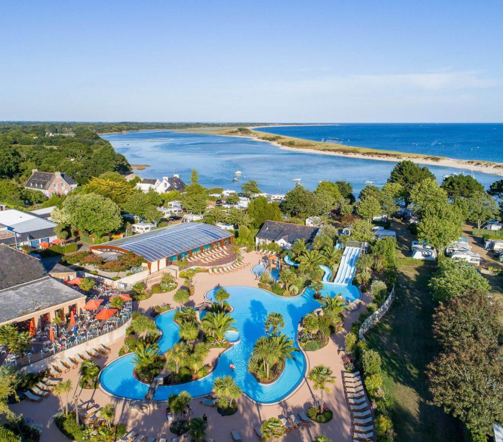 Parc aquatique bretagne - Camping sud bretagne avec piscine ...